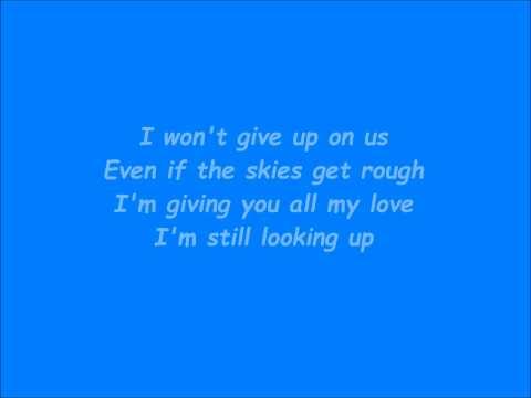 I Wont Give Up  Julia Sheer  lyrics