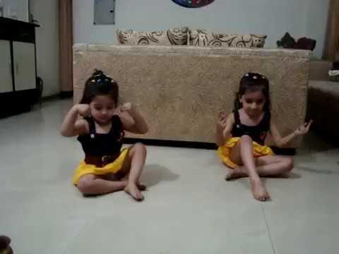 Baby Girls Dance on Maiya Yashoda From the...