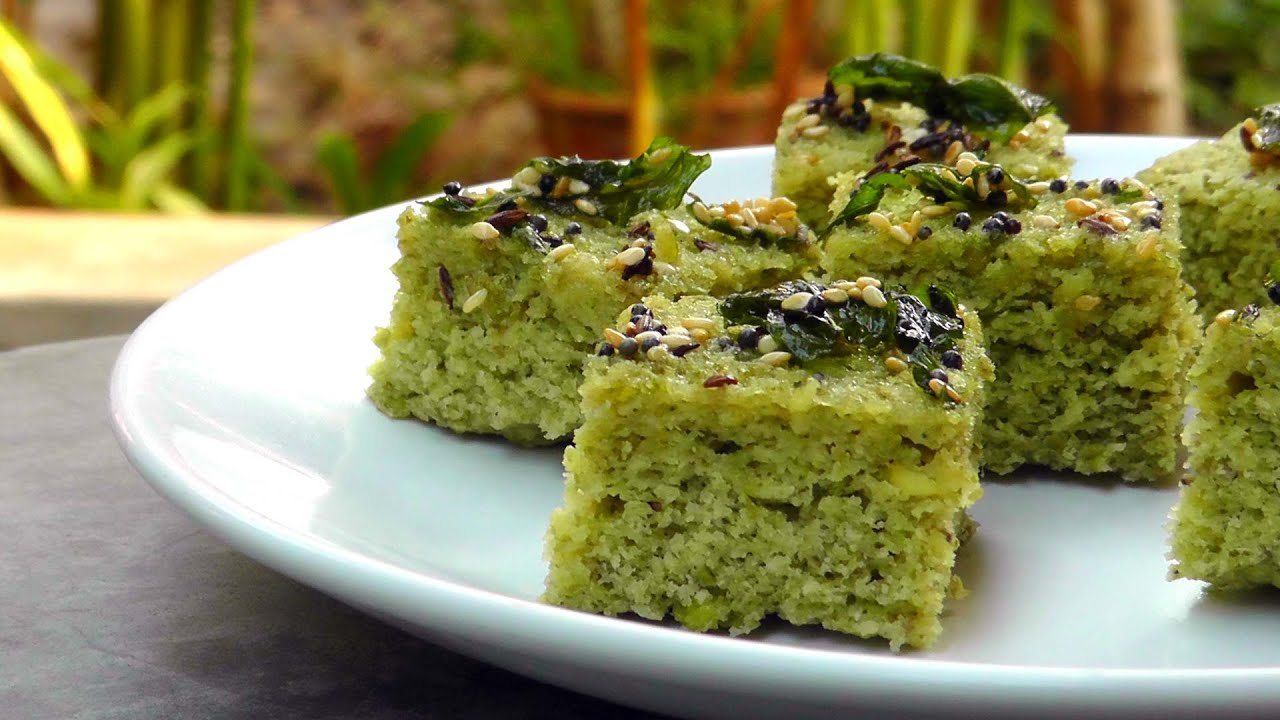 Vegan vegetarian indian recipe moong dhokla youtube vegan vegetarian indian recipe moong dhokla forumfinder Images