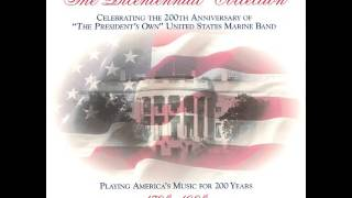 anderson bugler s holiday the president s own u s marine band 1962