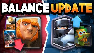 *NEWS* 10 BALANCE CHANGES COMING in 11/5 UPDATE!