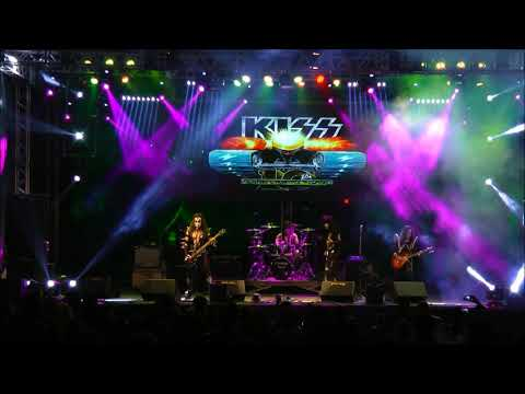 I Love It Loud - Killers Kiss Cover No Motorcycle Rock Limeira 2018