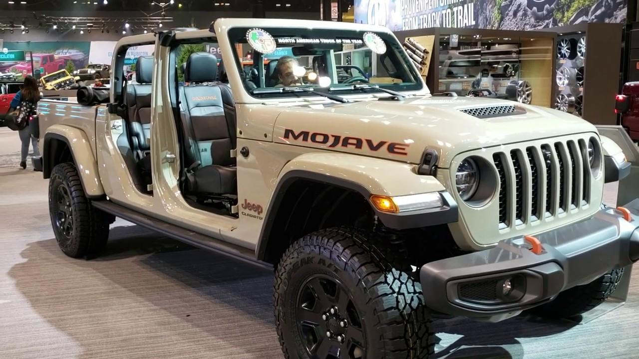Jeep Mojave Gobi