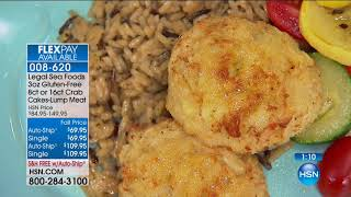 HSN | Labor Day Feast featuring Legal Sea Foods 08.21.2017 - 03 PM thumbnail