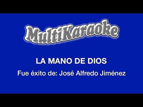 Multi Karaoke - La Mano De Dios