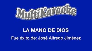 La Mano De Dios - Multikaraoke