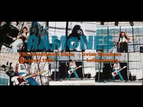 Ramones   Live Irvine Meadows Amphiteather, Irvine, California, USA 04/08/1996 (PENULTIMATE CONCERT)