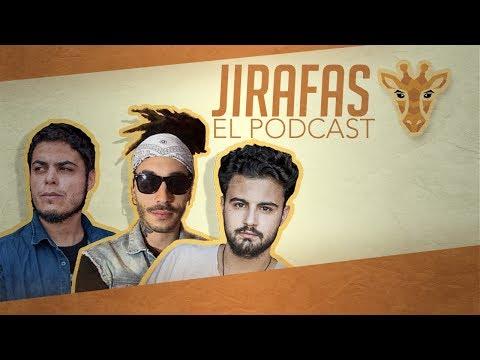 Pablo Nicasso con David Sainz, Juan Amodeo desde Granada | Jirafas #7 | Playz