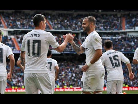 Real Madrid 4-0 Eibar | Goles | COPE | 09/04/2016
