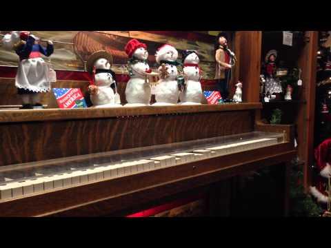 Pianola in Seaside Country Store, Ocean City