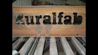 Daito Cr2 - 1040 - Steel Processing Machine.wmv