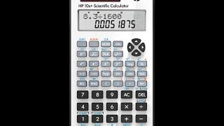 HP 10s+ Scientific Calculator …