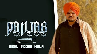 Panjab ( Full Song ) Sidhu Moose Wala   The Kidd   Latest Punjabi Songs 2020