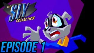 Sly Cooper and the Thievius Raccoonus (HD Collection) - Episode 1