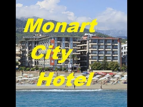 Аланья  Турция  Отель MONART SITY OTEL Стандартный семейный  номер
