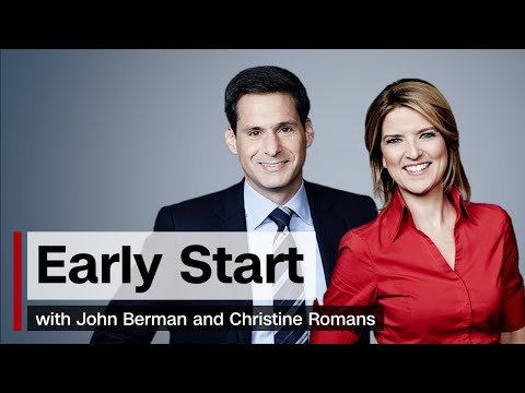 CNN/US: 'Early Start' with John Berman & Christine Romans [040416]