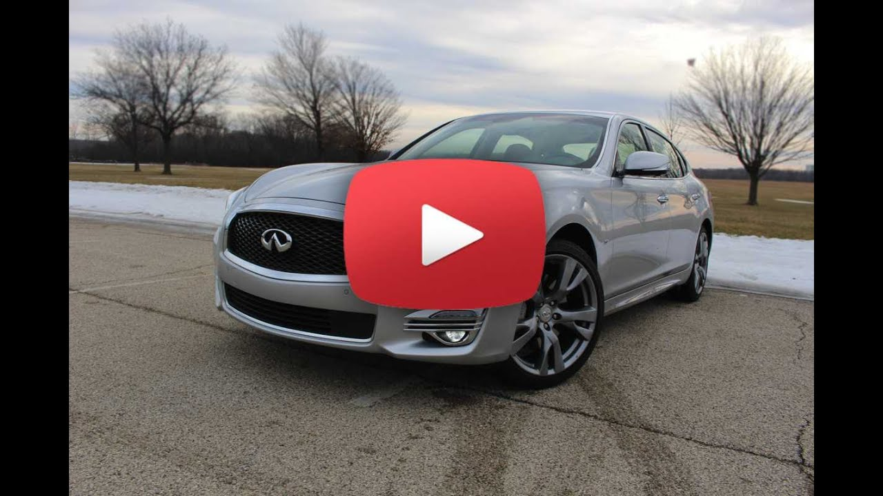 2016 Infiniti Q70l Made For China Youtube