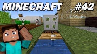 Minecraft Survie FR : Construction Station Pêche Automatique 1.13 ! EP42