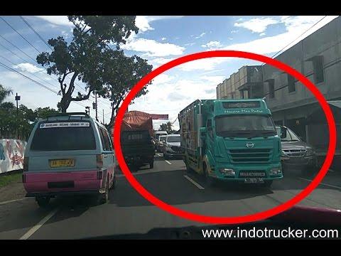 Gambar Modifikasi Truk Hino Dutro Akhirnya Bisa Sapa Truck Hino Dutro Modifikasi Kamt 2016 Di Jalan