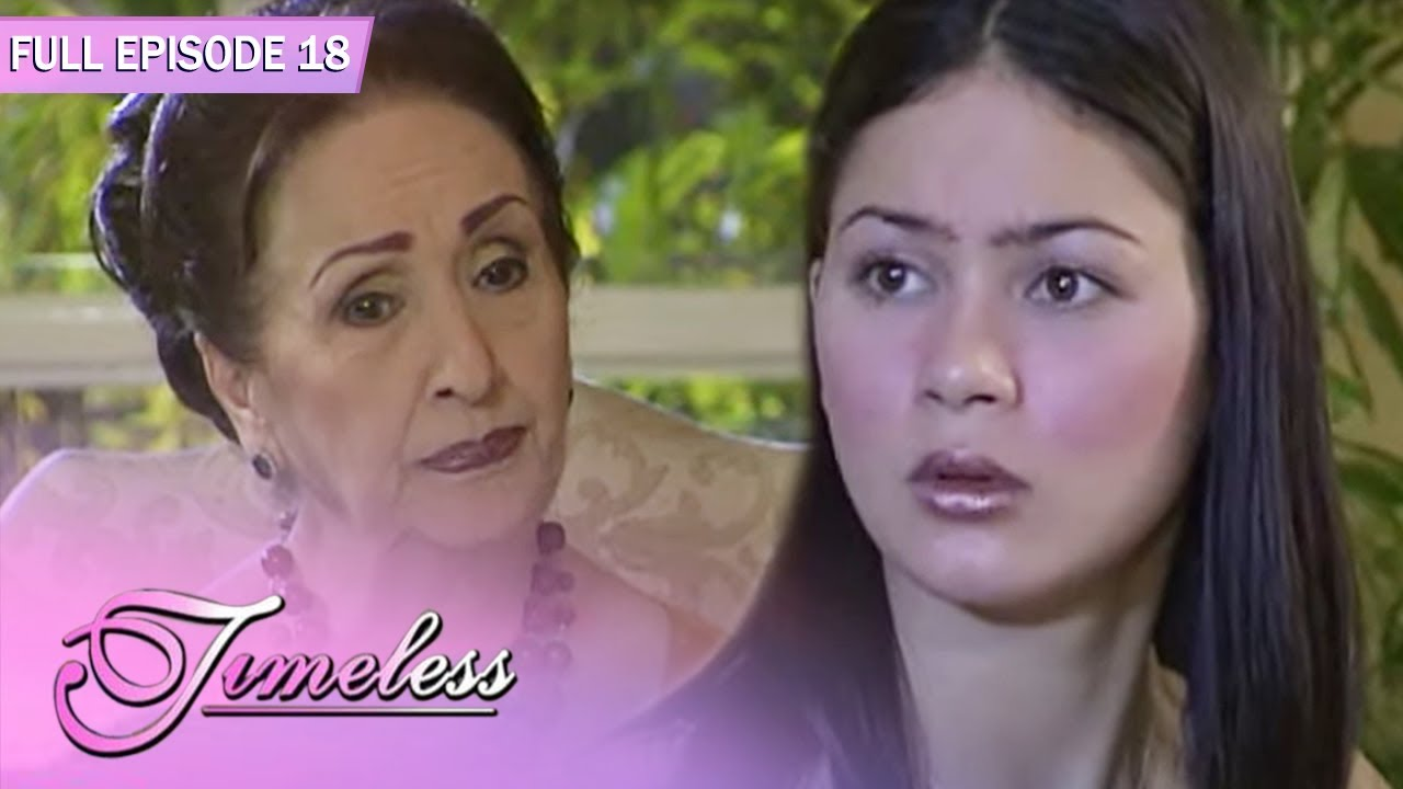 Download Full Episode 18 | Timeless (Sana'y Wala Nang Wakas - English Dubbed)