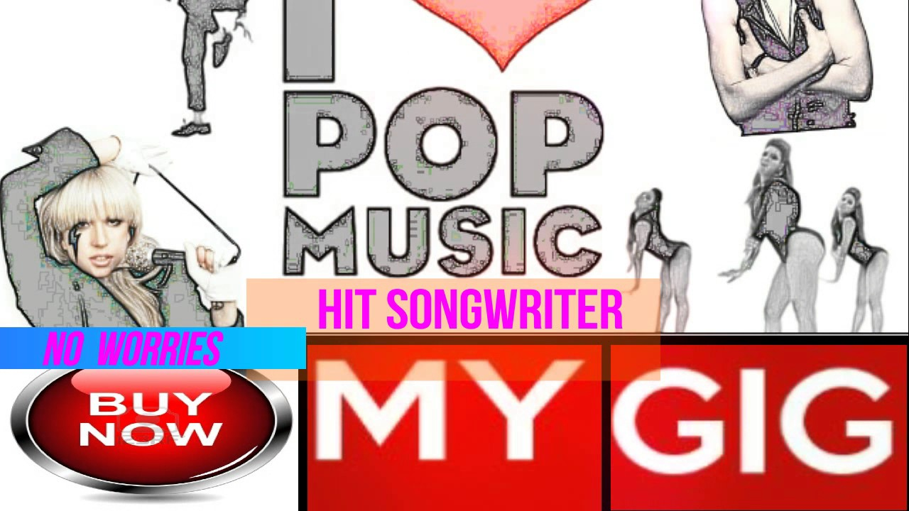 Write a catchy pop song