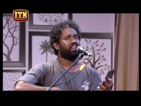 "Werala Konaka   ITN "" Sooriya Vimana"" Live Programme   Coversclub Guys"