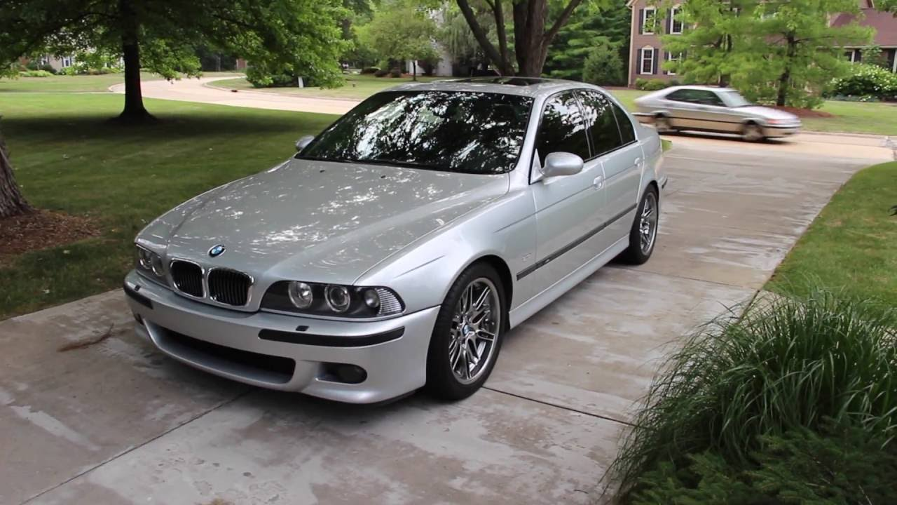 2016 Bmw M5 >> BMW E39 M5 Lower Oil Pan + Gasket DIY - YouTube