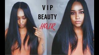 28 INCHES STRAIGHT HAIR SLAY!!! | VIP BEAUTY HAIR