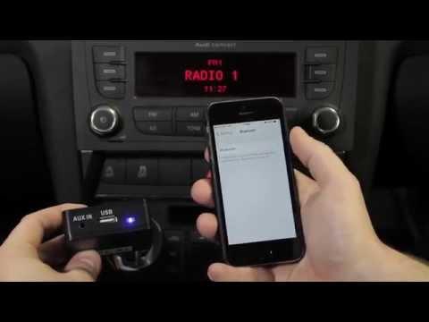 GROM Bluetooth Interface Adapter Dongle A2DP Audio FSE Freisprecheinrichtung
