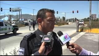 Infraccionan en Ecatepec a automovilistas por invadir carril del Mexibús