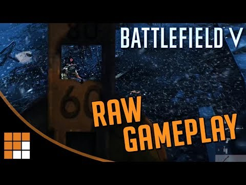 Battlefield 5: 10+ Minutes of Raw Gameplay thumbnail