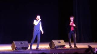 Эльбрус Джанмирзоев & Alexandros Tsopozidis – ТЫ ВСЕ ПОТЕРЯЛА (Краснодар 10.04.2016)