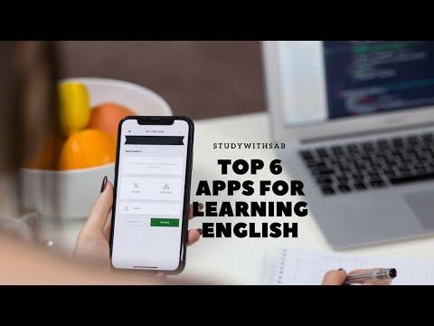 6 PHẦN MỀM HỌC TIẾNG ANH MIỄN PHÍ   Làm sao để học giỏi tiếng anh?   Study with Sab