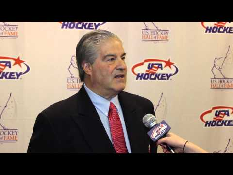 Catching Up with 2014 US Hockey Hall of Famer, Lou Vairo