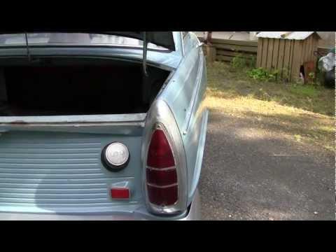 DKW Junior de Luxe model year 1960