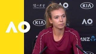 Katie Boulter press conference (2R) | Australian Open 2019
