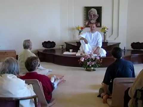 2006-06-18: Sahaja Samadhi