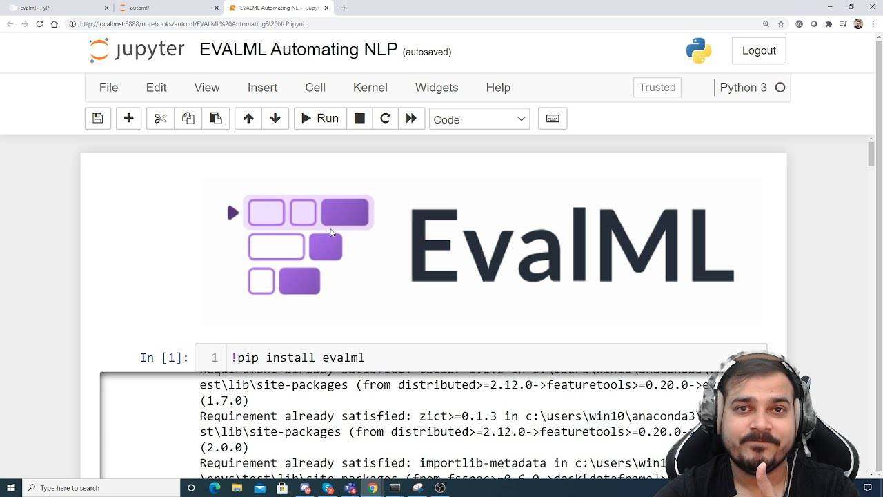 How To Automate NLP Tasks Using EvalML Library