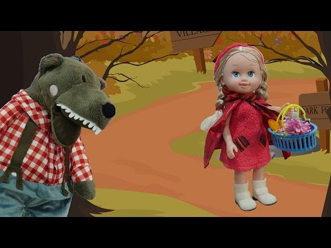 Little Red Riding Hood | Fairy tale song for kids