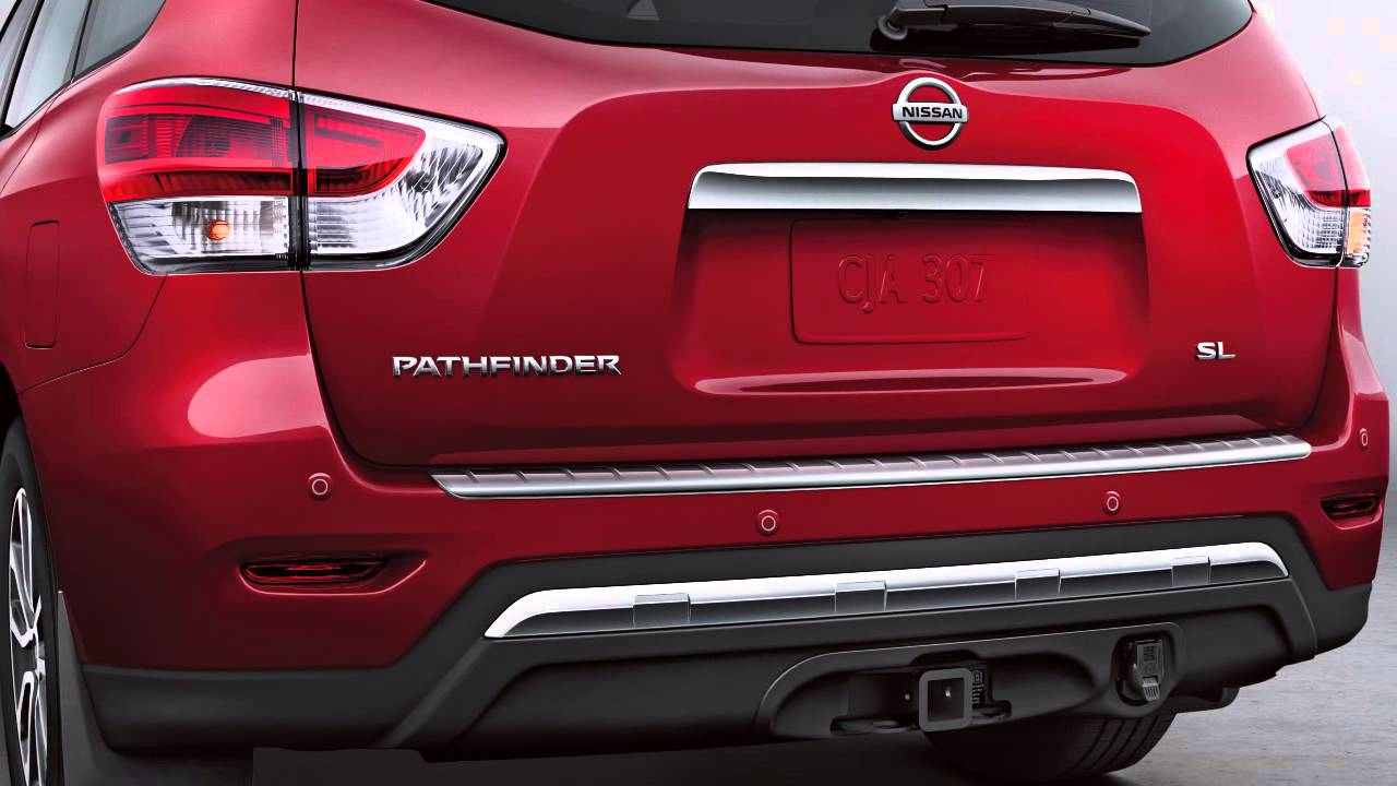 2016 nissan pathfinder rear sonar if so equipped