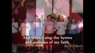 I Thank You, Lord (Sanctuary Choir)