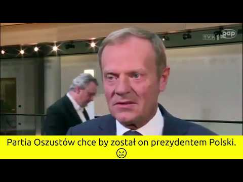 Donald Tusk grozi Polsce w związku z nieprzyjmowaniem uchodźców