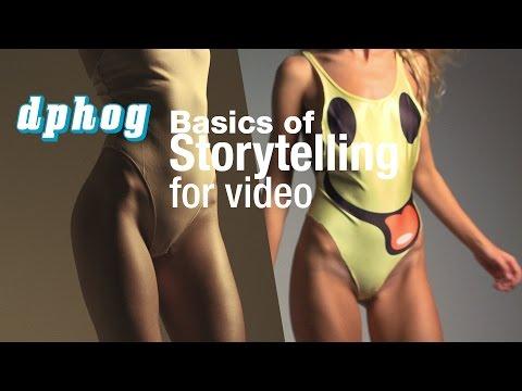 Fashion Films: Basics of Storytelling