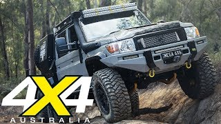 Patriot Campers' 6x6 Land Cruiser 79 Series review | 4X4 Australia