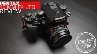 Pentax 15 MM F4 Limited Review