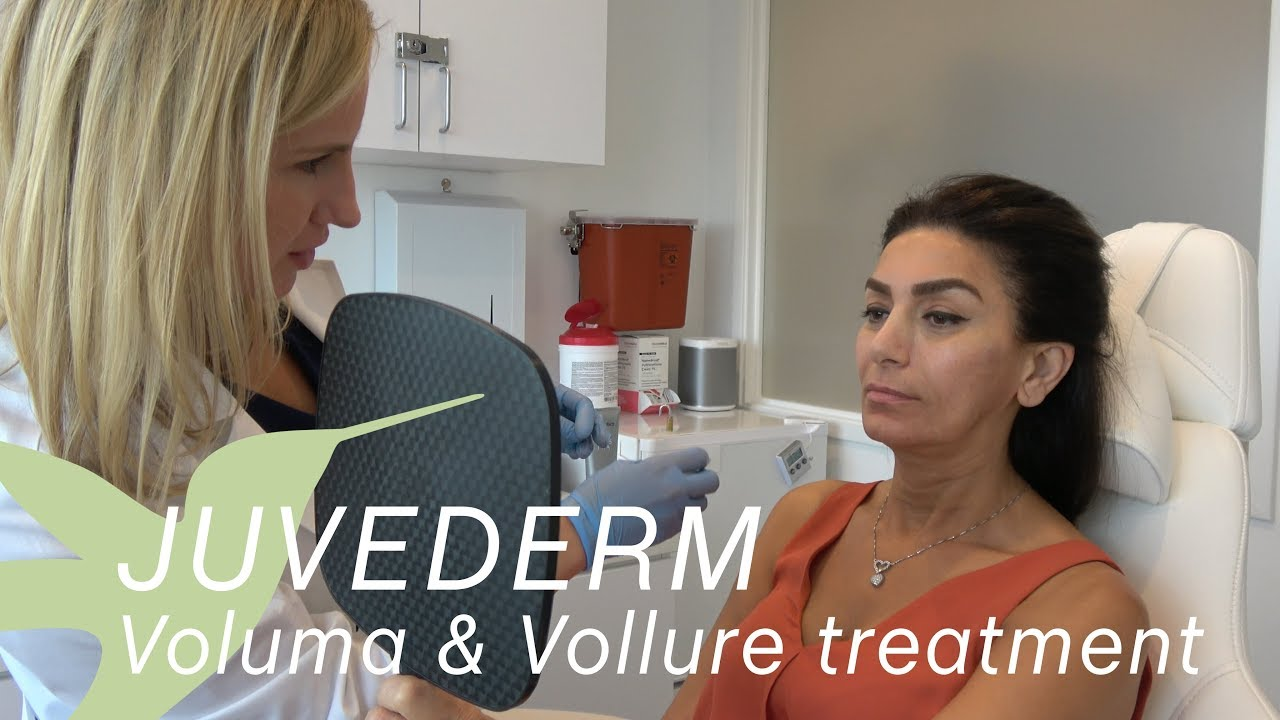 Dermal Fillers with Before & After Photos