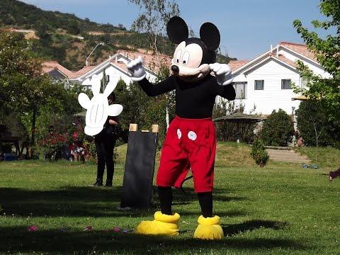 Show La Casa de Mickey Mouse ( Día de la Familia - Casablanca )