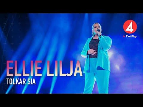 "Ellie Lilja - ""Chandelier"" – Sia – Idol 2019 - Idol Sverige (TV4)"