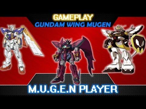 GUNDAM WING MUGEN