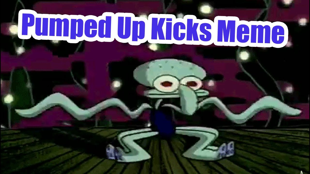 Pumped Up Kicks Meme :v - YouTube